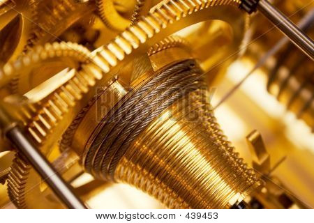Golden Clockwork