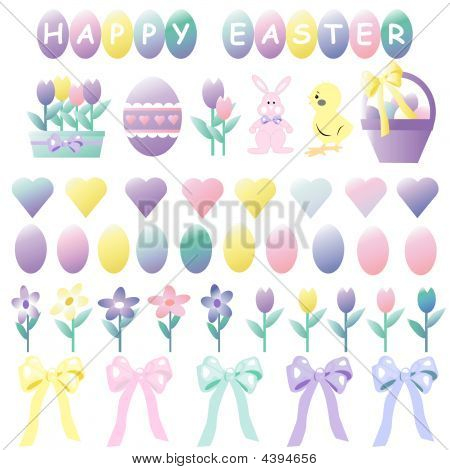 Cute Easter Collection