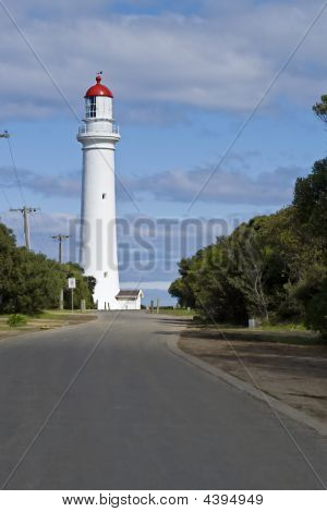 The Way To The Lighthouse