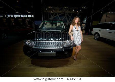Hostess, Motor Show Bologna