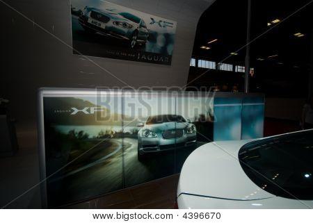 Jaguar Xf, Motor Show Bologna