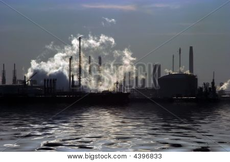 Industry Over Water