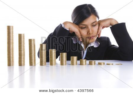 Depressed About Losing Profit Avery Month