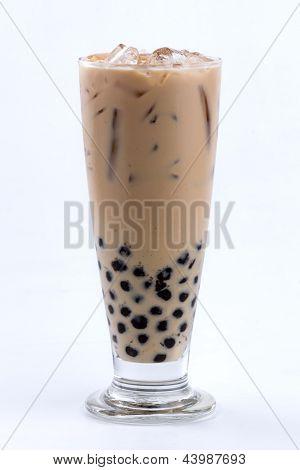 Milk Tea With Bubble