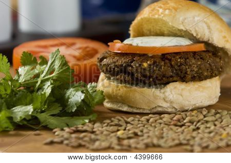 Vegetable Hamburger
