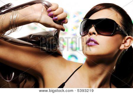 Stilvolle Frau