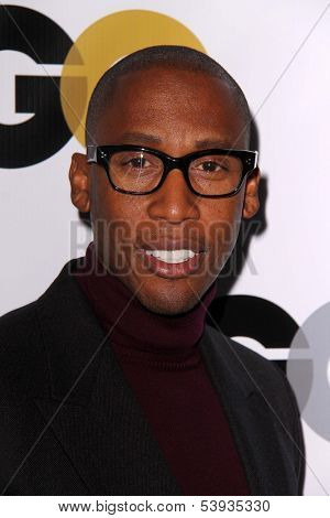 LOS ANGELES - NOV 12:  Raphael Saadiq at the GQ 2013
