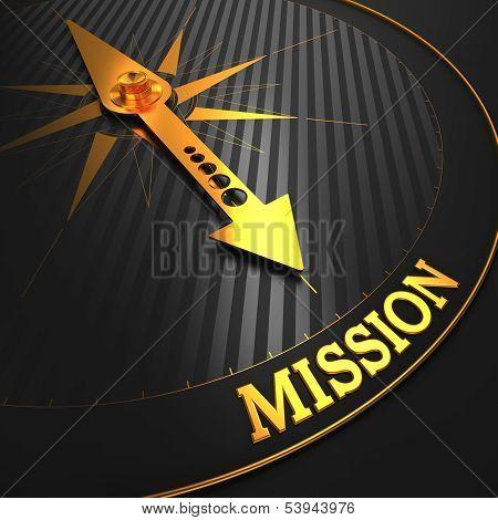 Mission. Business Concept.