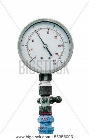 Old Meter Water Pipe