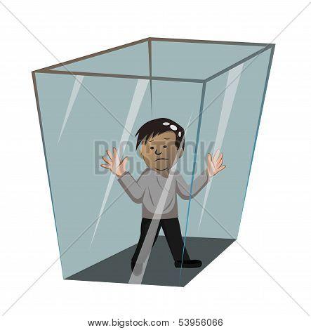 Person In The Box