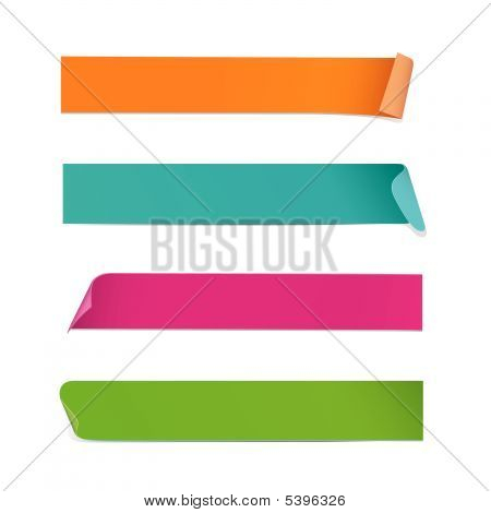 Colorful Stickers