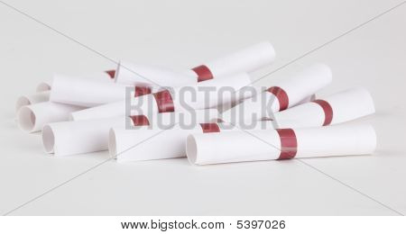 Pile Of Private Messages