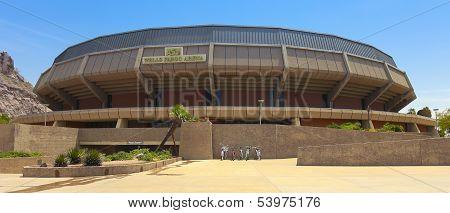 A Wells Fargo Arena Shot, Tempe, Arizona