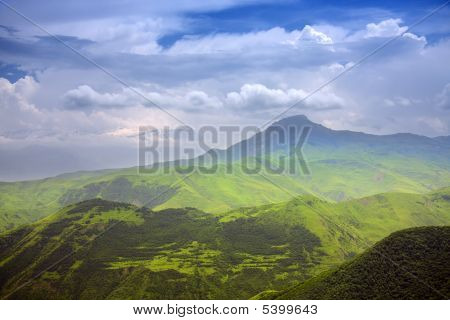 Main Caucasus Range