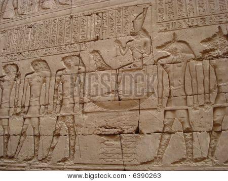 Processional Heiroglyphs