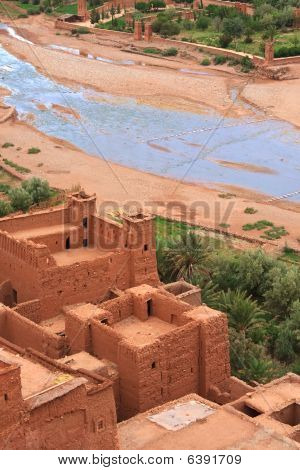 View From A Moroccan Casbah