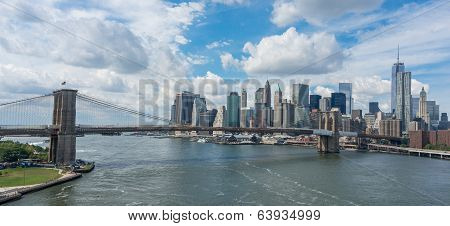 New York City panoramic