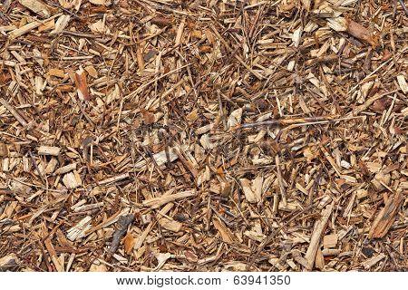 Mulch Bark Seamless Texture