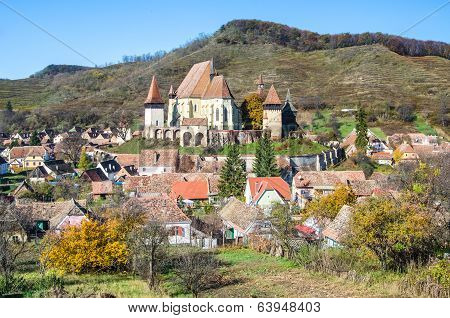 Biertan fortified church, Transylvania