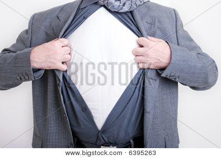 Business Superman