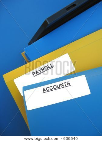 Payroll Accounts