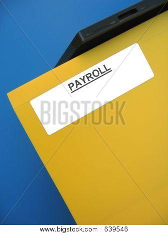 Payroll Folder