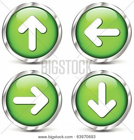 Vector Multidirectional Icons