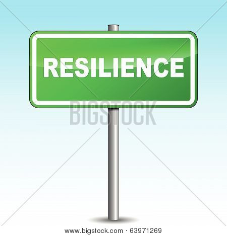 Vector Resilience Signpost