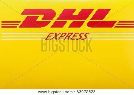 Envelope Logo Dhl