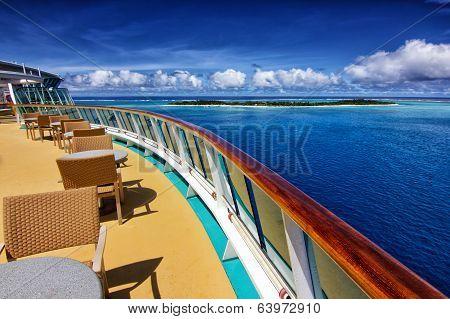 Mystery Island,Vanuatu