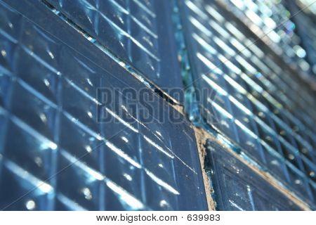 Glass Blocks.