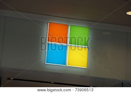 Microsoft Windows Store Logo