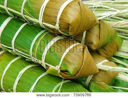 Banh Tet, Vietnam Glutinous Rice Cake