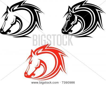 Horses Tattoo