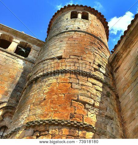 Collegiate Church Of Santillana Del Mar, Tower
