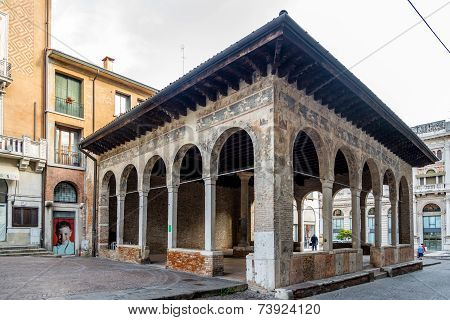 Building Loggia Dei Cavalieri In Treviso