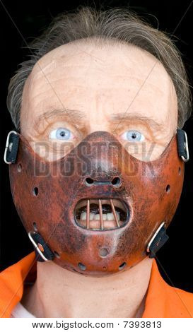 Convict With Iron Mask