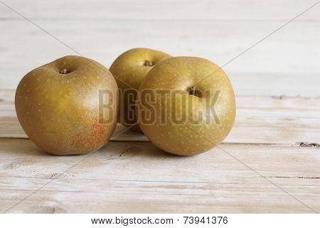 Egremont Russet Apples
