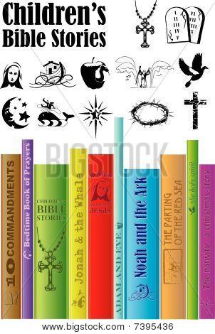 Children's Religious Story Books