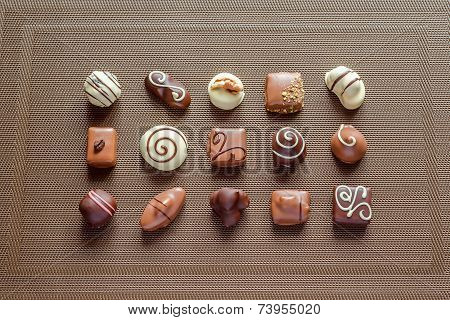 Luxury Chocolate Candies