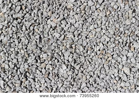 A pile of rock - construction material poster