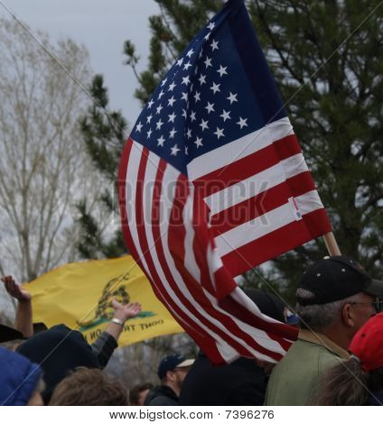 Tea Party Express Attendees