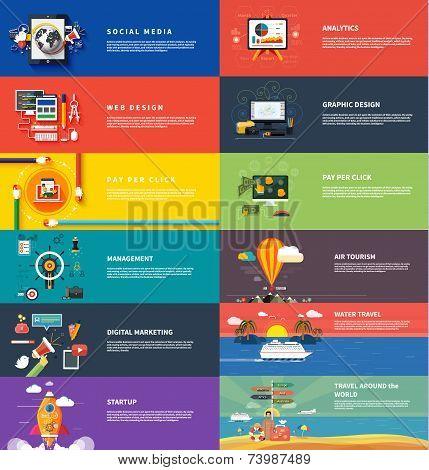 Management digital marketing srartup planning seo
