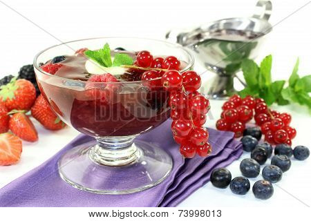 Red Fruit Jelly