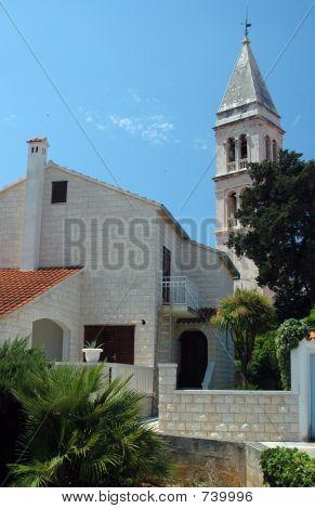 church and architecture croatia