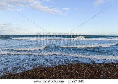 Montauk Point Lighthouse Beach