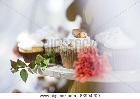 Pretzel Cupcake