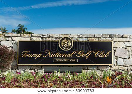 Donald Trump National Golf Club
