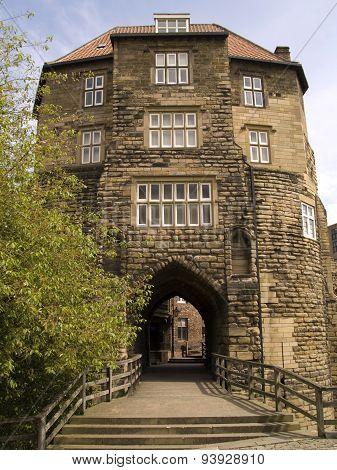 Black Gate, Newcastle Castle