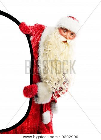 Santa Claus Is Looking